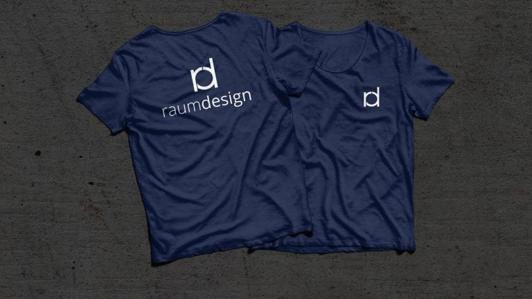 T-Shirt Raumdesign