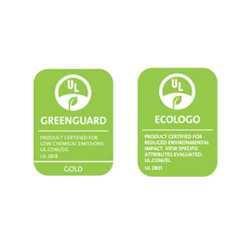 greenguard Siegel