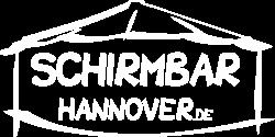 Logo-Schirmbar